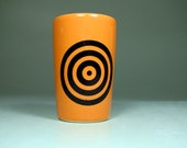 itty bitty cylinder bullseye - Made to Order / Pick Your Colour