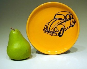 little plate beetle - Made to Order / Pick Your Colour