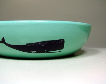 lo bowl whale - Made to Order / Pick Your Colour