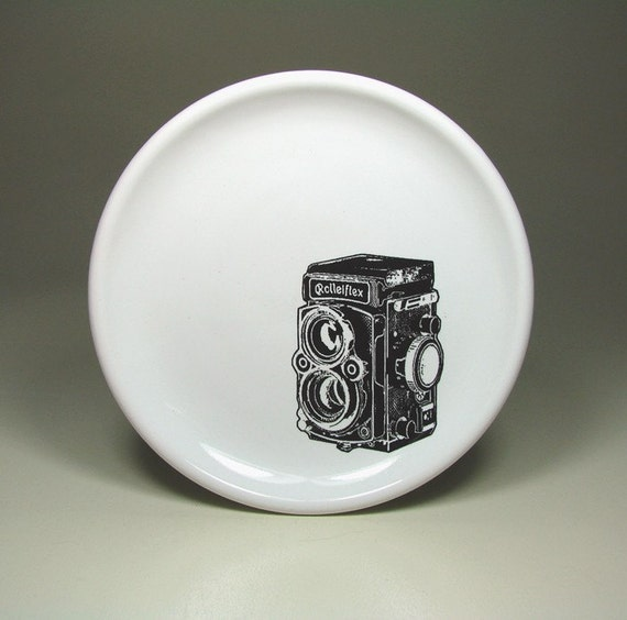 little plate rolleiflex - Made to Order / Pick Your Colour