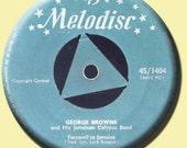 Melodisc Badge - Mento Calypso