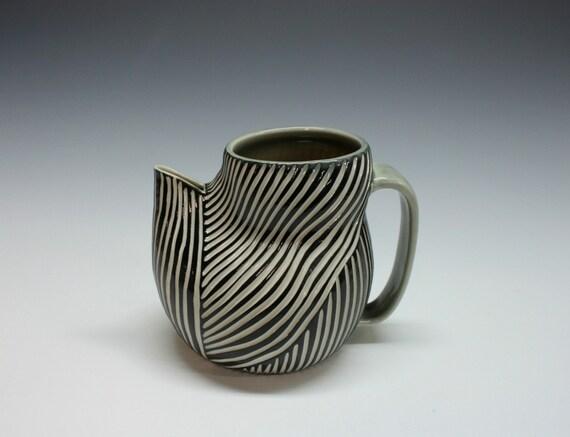 Modern Porcelain Pitcher creamer