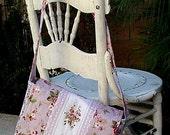 PANDOLF HANNA BELLA Shabby ROSES Messenger Bag