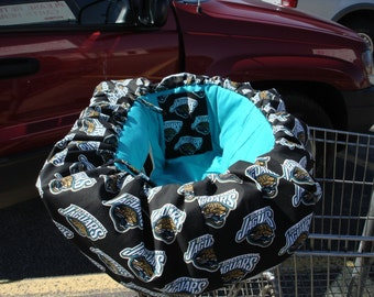 Jacksonville JAGUARS Deluxe Shopping Cart Cover