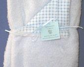 Deluxe Blue Blanket