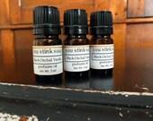Reserved for Naleul Black Orchid Vanille Perfume Oil - 5 ml - Vegan