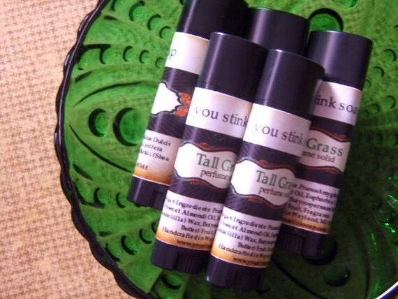 Tall Grass Solid Perfume