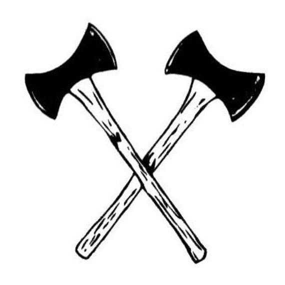 lumberjack axe logo. like this item? lumberjack axe logo b