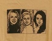 Britney Paris Lindsay Starlet Tshirt womens s-m-l-xl