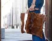Goat Skin Bag