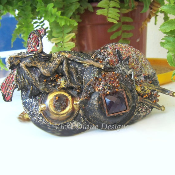 Fantasy Fairy Buckle RESERVED do not buy