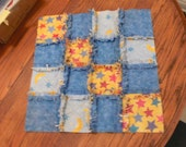 Shaggy Doll Quilt-Stars and Moons