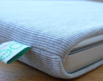 Laptop cover-Grey - for 13INCH MacBook