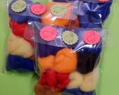 Funky Felter Basic Needle Felting Kit for Beginners (Large Size)