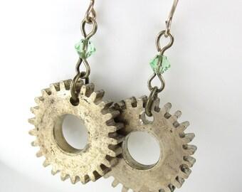 Gear Works Earrings