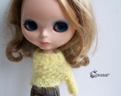 Babydoll sweater for Blythe