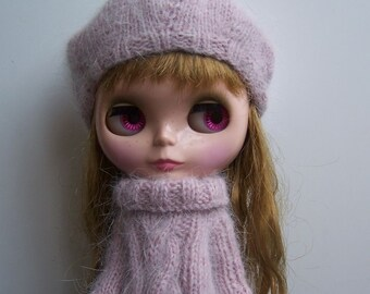 Babydoll Sweater for Blythe doll