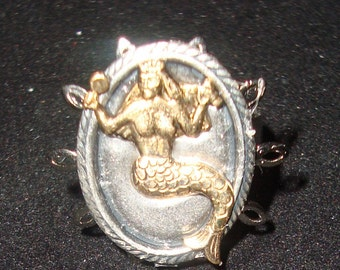 The Mermaid Queen RING New by Sweetheartsinner