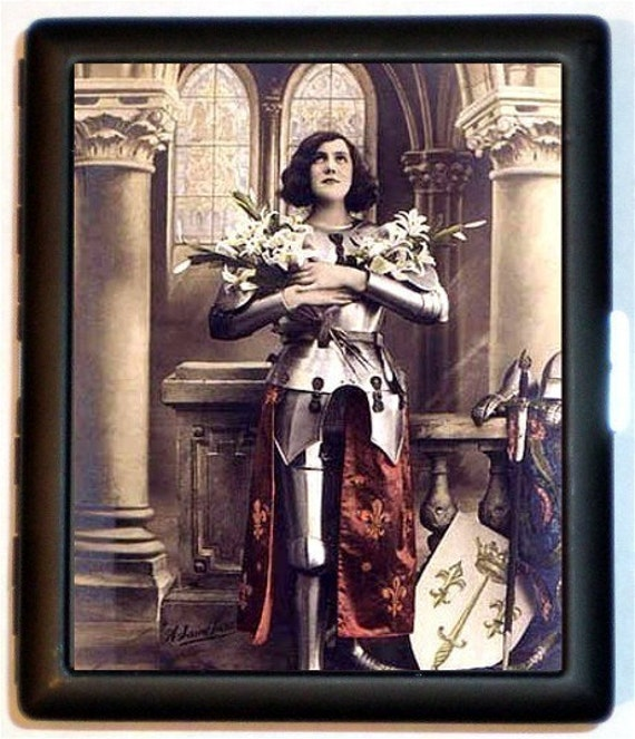 a biography of joan of arc a french saint and a heroine Joan of arc (illustrated) [ronald sutherland gower] on amazoncom free shipping on qualifying offers this edition of french heroine joan of arc's biography by.