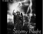 Stormy Night Candle Refill for Vase Candle