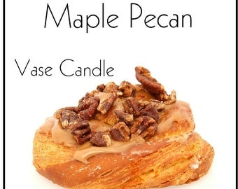 how to make maple scented candles