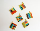 Bright Cotton Potholders - RESERVED