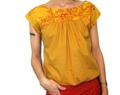 SALE - Maize and Toile tunic top - size S\/M.