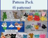 Amigurumi Pattern Pack - Special Sale