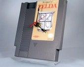 VINTAGE Nintendo Zelda Cartridge Clock (1987)