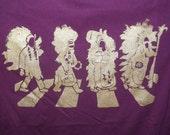 Abbey Road / Mardi Gras Indians - Women's T-Shirt
