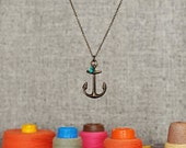 Anchor Necklace - Penelope