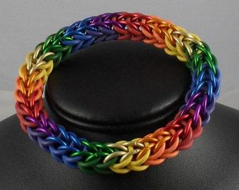 Bracelet: Rainbow Stretch Full Persian