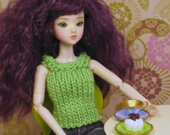Doll Sweater Tank Pattern