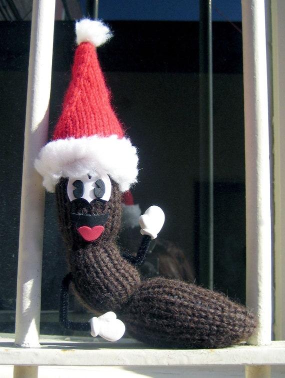 Pattern, Knit Mr. Hankey Doll