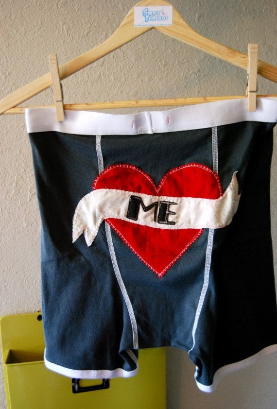 Small Skivvies - I Heart Me (adult)
