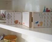 Sunday Evenings - a little wooden book