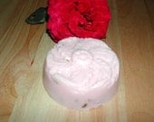 Goat Milk Rose Soap with Bulgarian Oil-Hand Made-All Natural-Buy 5 & Get 1 Free