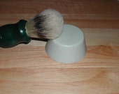 Goat Milk Shaving Soap with Moroccan Clay and Vitamin E-All Natural-Hand Made-Buy 5 & Get 1 Free