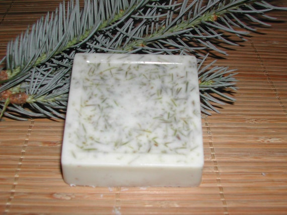 Goat Milk New Pine Natural Soap-Hand Made-Buy 5 & Get 1 Free