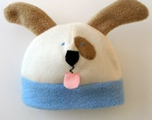 Floppy Ear Fleece Dog Hat