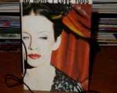 Annie Lennox Cassette Tape Mini Journal