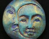 Polymer Clay Sun and Moon Cab SMC 2