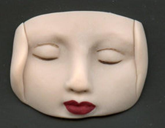 Polymer Lady Face Shard FLFSH 7