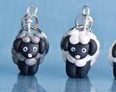 Sheep Stitch Markers (flock of 4)