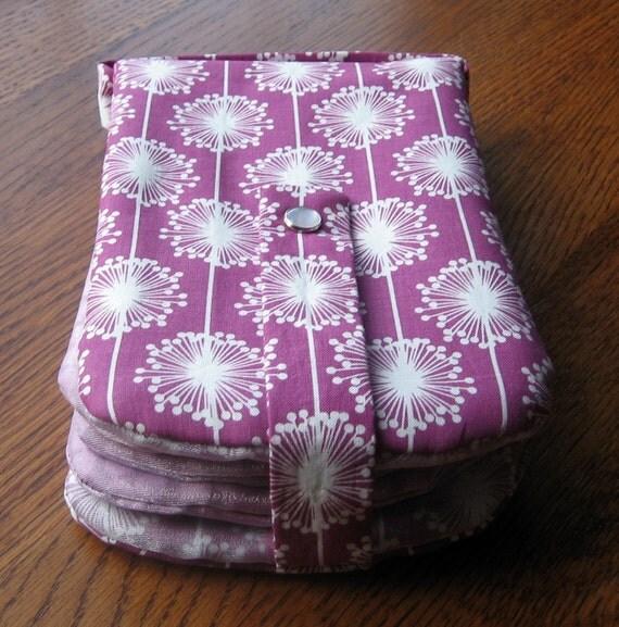 Knitting Needle Case Diy : Cottonwood circular knitting needle case
