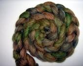 Forbidden Forest - wool blend mill ends roving 1.5 oz