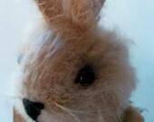 Mohair Bunny Rabbit  Hare by Milosz Bears 208