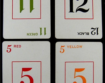 ROOK 1943 Vintage Playing Cards
