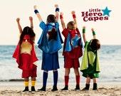 Custom Little Hero Capes for Super Katie