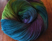 Tree of Souls Hand-dyed Sock Yarn